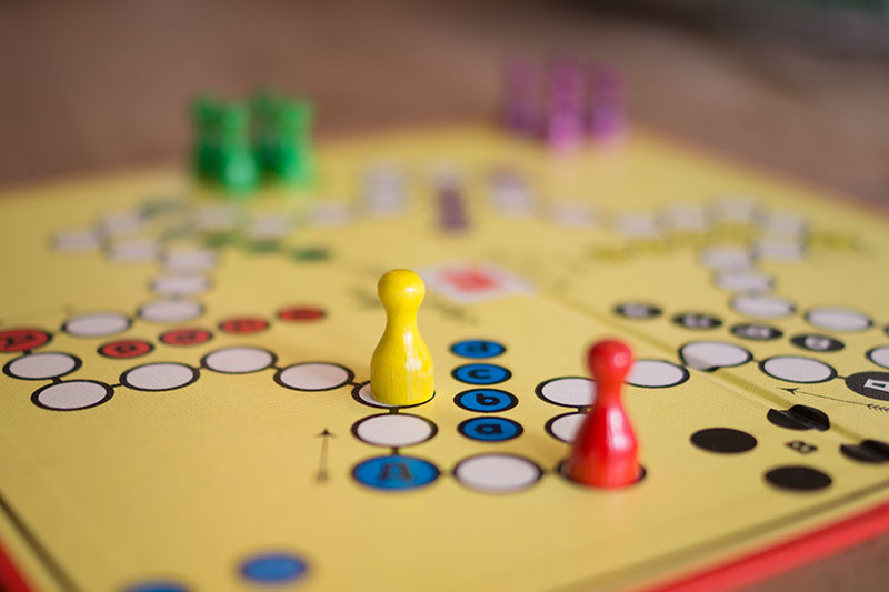 Bored? Try a New Board Game!
