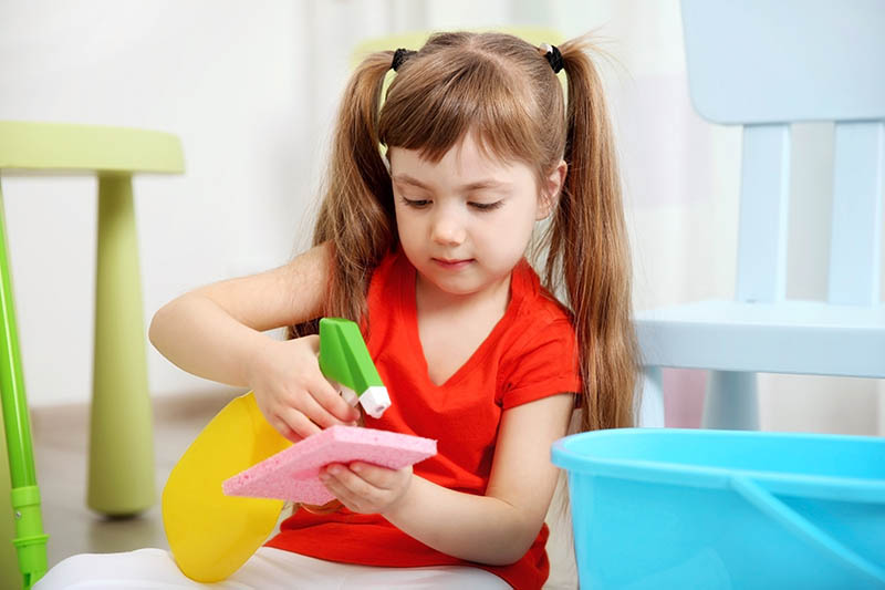Chores Your Preschooler Should Be Doing Now