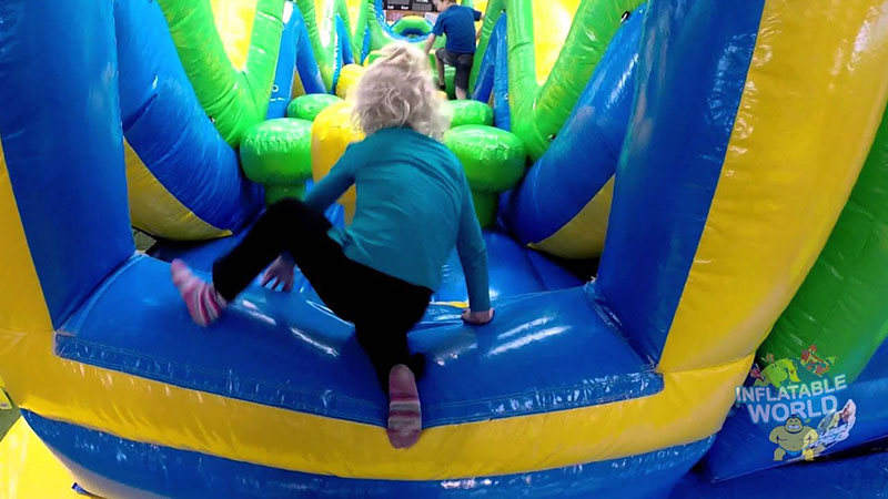 Inflatable World, Arundel