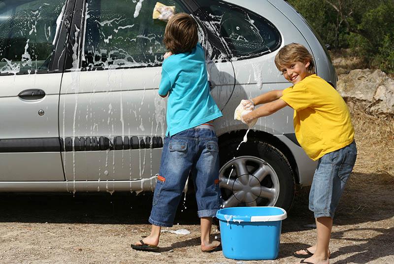 More Chores More Responsibility?