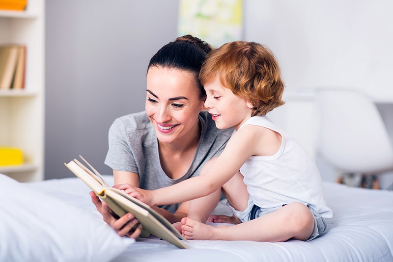 How To Read To Your Child