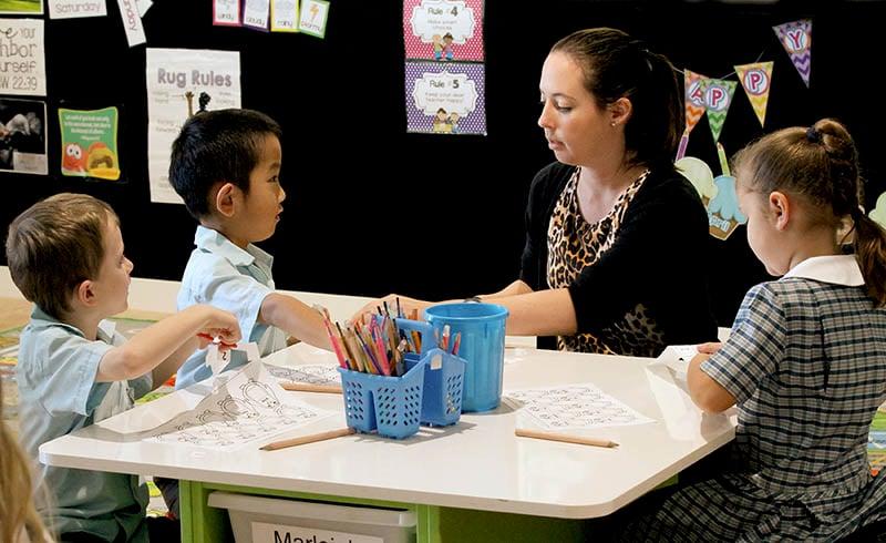 Volunteering in Your Child's Class