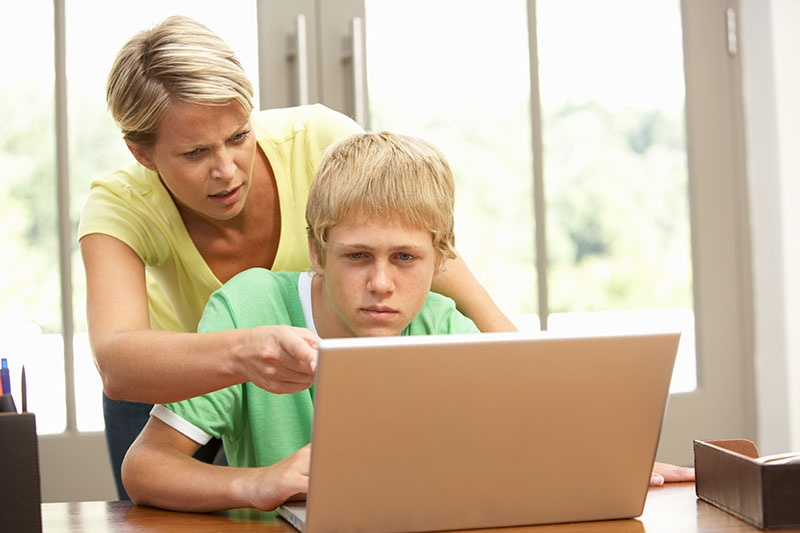 Does Helping With Homework Do More Harm Than Good?