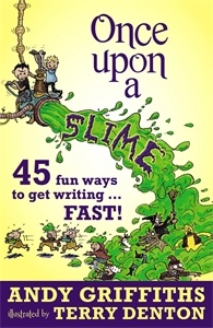 Link to Once Upon a Slime book publisher information