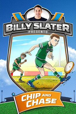 Chip and Chase - Billy Slater