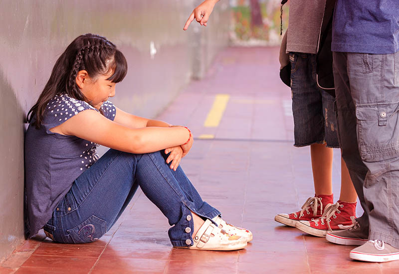 What to Do When Your Child Says They're Bullied