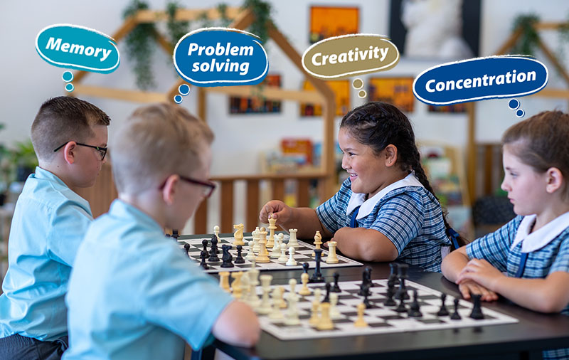 Why Your Child Should Play Chess