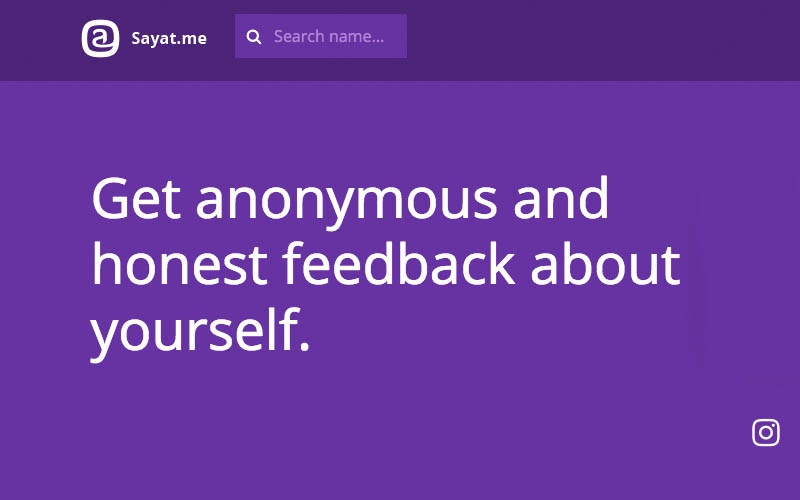 Come troll me. What parents should know about Sayat.me