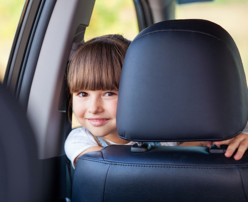 Children in the Front Passenger Seat